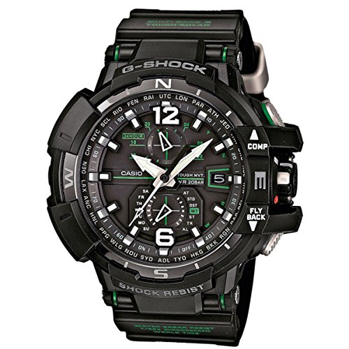 Casio XL G Shock Superior Series Digital Quarz Resin GW A1100 1A3ER