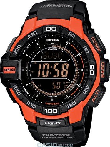 Casio XL Pro Trek Digital Quarz Resin PRG 270 4ER