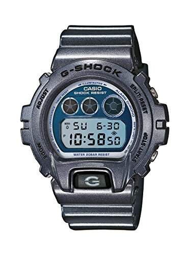 Casio Herren-Armbanduhr G-Shock Digital Quarz Resin DW-6900MF-2ER