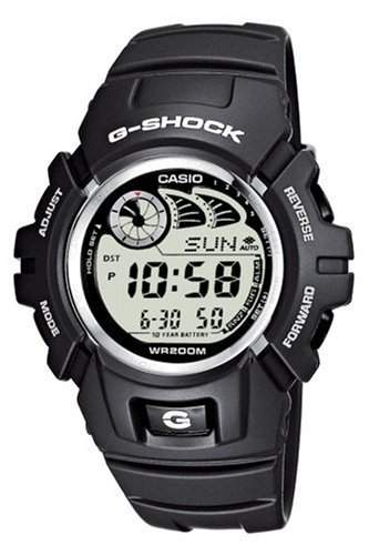 Casio G-Shock Herren-Armbanduhr Digital Quarz G-2900F-8VER