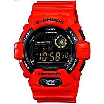 Casio Herren-Armbanduhr XL G-SHOCK Digital Resin G-8900A-4ER