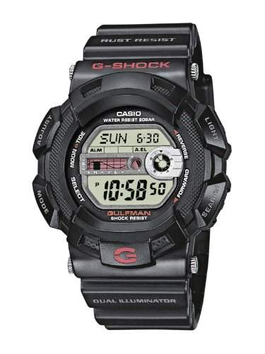 Casio G-Shock Herren-Armbanduhr Digital Quarz G-9100-1ER