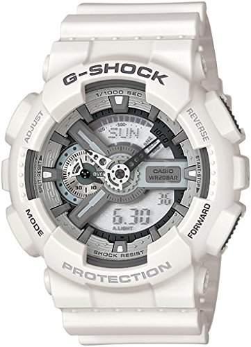 Casio Herren-Armbanduhr G-Shock Anaolg Quarz GA-110C-7AER