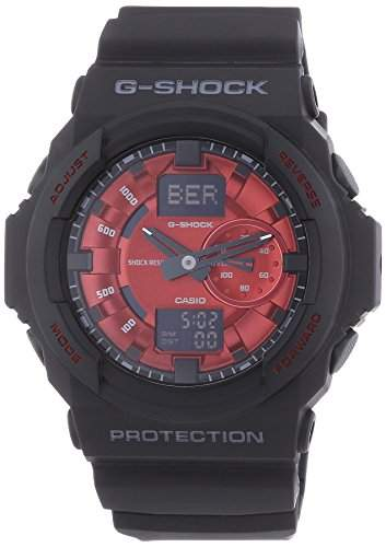 Casio Herren-Armbanduhr XL G-Shock Style Series Chronograph Quarz Resin GA-150MF-1AER