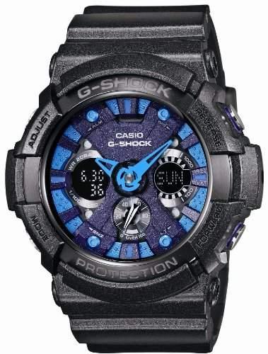 Casio G-SHOCK Metallic Colors Series : GA-200SH-2AJF