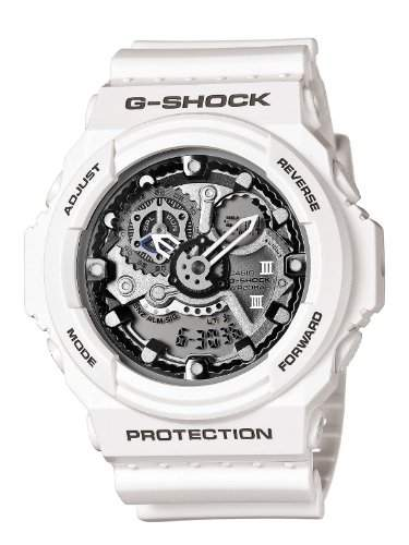 Casio Herren-Armbanduhr XL G-Shock Analog - Digital Quarz Resin GA-300-7AER