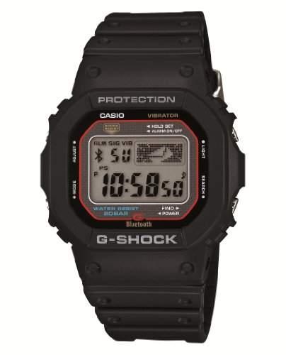 CASIO G-SHOCK Bluetooth Low Energy Wireless : GB-5600AA-1JF