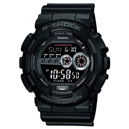Casio G-Shock Military Herrenuhr GD100-1B