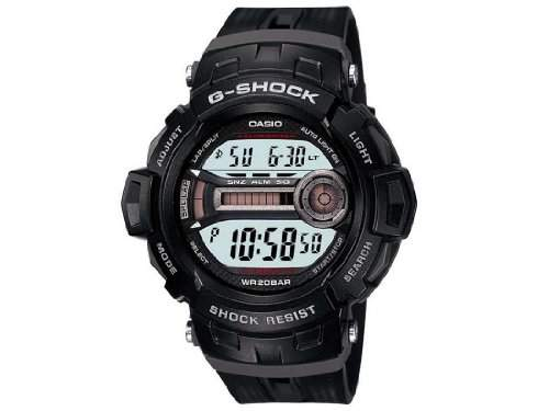 Casio G-Shock Herren-Armbanduhr Digital Quarz GD-200-1ER