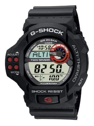 Casio G-Shock Herren-Armbanduhr Digital Quarz GDF-100-1AER