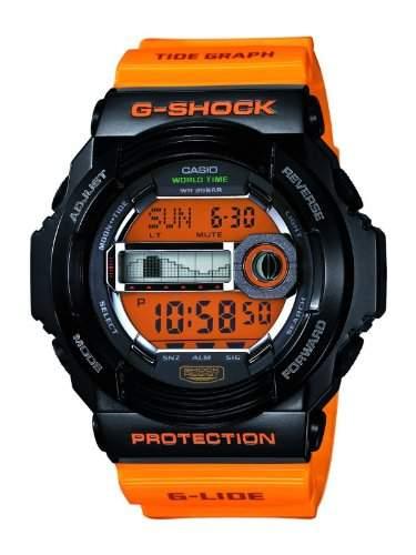 Casio Herren-Armbanduhr XL G-Shock Digital Quarz Resin GLX-150-4ER