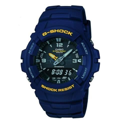 G-Shock Herren Armbanduhr Quarz G-100-2Bvmur