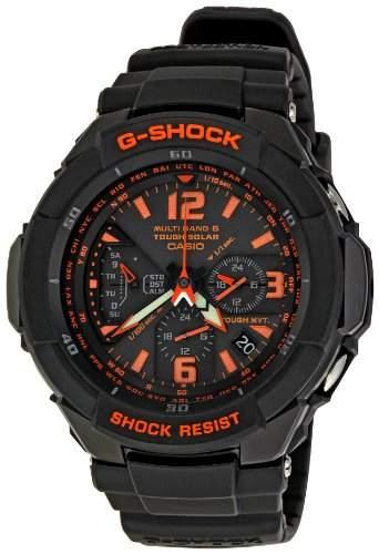 Casio GW3000B-1A Mens G-Shock Chronograph Aviation Watch