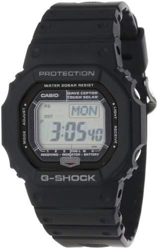 Casio G-Shock Atomic Tough Solar Gw5600J-1 Herrenuhr