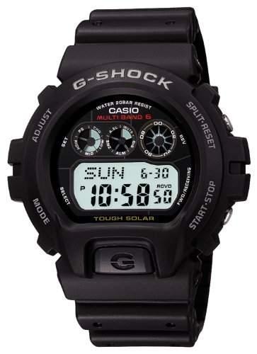 CASIO G-SHOCK G-Shock STANDARD Tough Solar Radio MULTIBAND6 GW-6900-1JF Maenner
