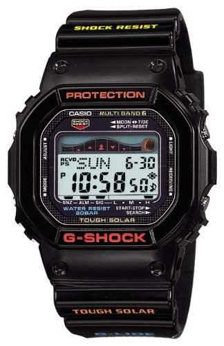 CASIO G-SHOCK G-Shock G-LIDE G Fahrt Tough Solar Radio MULTIBAND6 GWX-5600-1JF Maenner