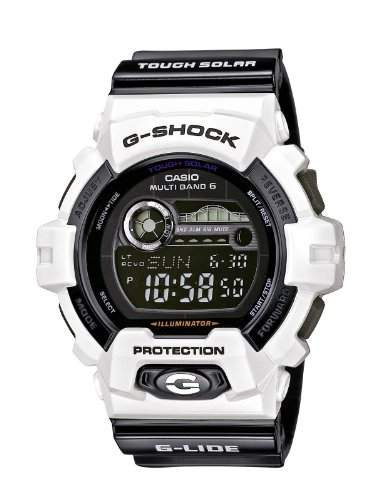 Casio Herren-Armbanduhr XL G-Shock Digital Quarz Resin GWX-8900B-7ER