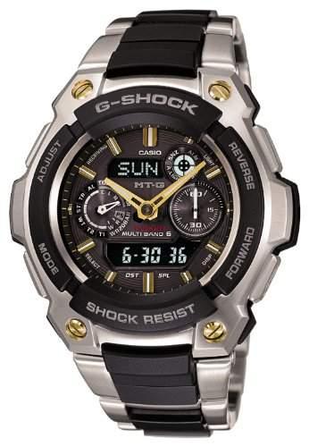 Casio Armbanduhr von CASIO G-SHOCK G-Shock G MT-TOUGH MVT hart Bewegung Tough Solar Funkuhr MULTIBAND6 MTG-1500-9AJF Maenner