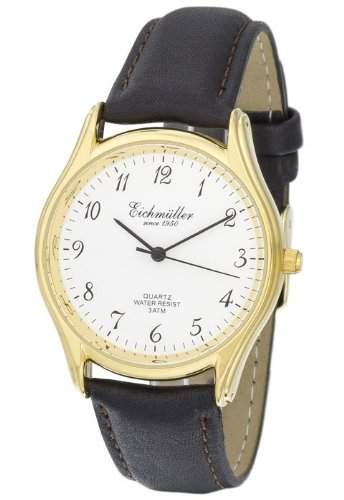 Klassische Herren Armbanduhr Analoguhr ca Ø 35mm RE-24390, Uhren Variante:N°3