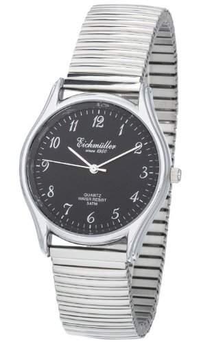 Klassische Herren Armbanduhr Analoguhr ca Ø 35mm RE-24390, Uhren Variante:N°7