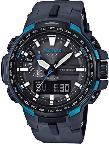 CASIO watches PROTREK Triple Sensor Ver 3 equipped with the world six stations corresponding Solar radio PRW 6100Y 1AJF
