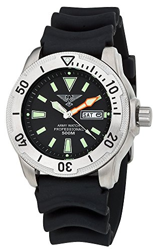 Army Watch EP860 Uhr Herren Sub Profi 500 MT