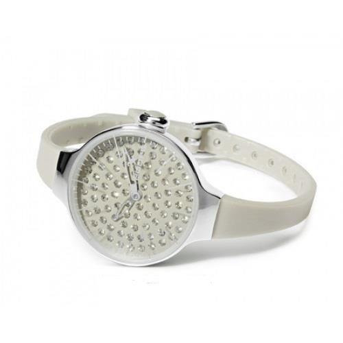 2483ld 04 Hoops Uhren Cherie Diamond grau klar