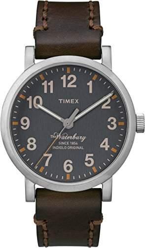 TIMEX Uhren WATERBURY Herren Uhrzeit - TW2P58700
