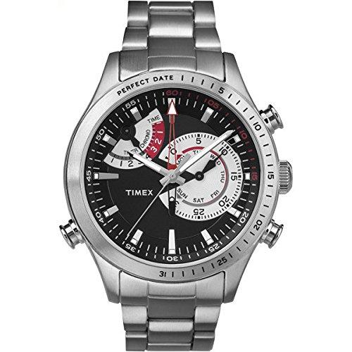 Uhr Chronograph Herren Timex T Series Chrono Timer Sportliche Cod TW2P73000
