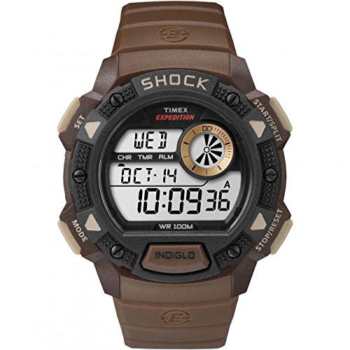 Herren Timex Expedition Base Alarm Chronograph tw4b07500