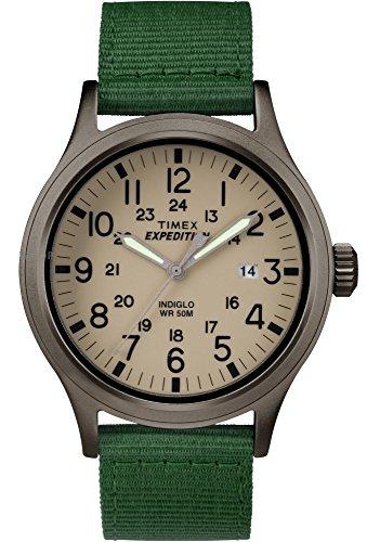 Uhr nur Zeit Herren Timex Scout Casual Cod tw4b06800