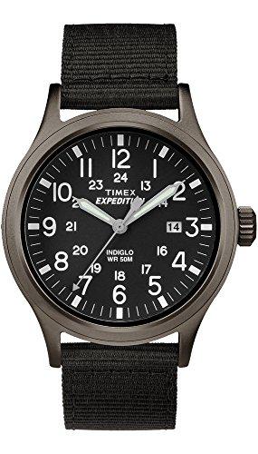 Uhr nur Zeit Herren Timex Scout Casual Cod tw4b06900