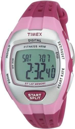 Timex Damen-Armbanduhr Ironman Zone Trainer Digital Plastik T5K628