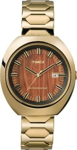 Timex Unisex-Armbanduhr Originals 1972 Analog Edelstahl T2N881