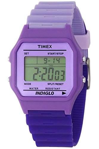 ORIGINAL TIMEX Uhren TIMEX 80 CLASSIC Unisex Digital - T2N210