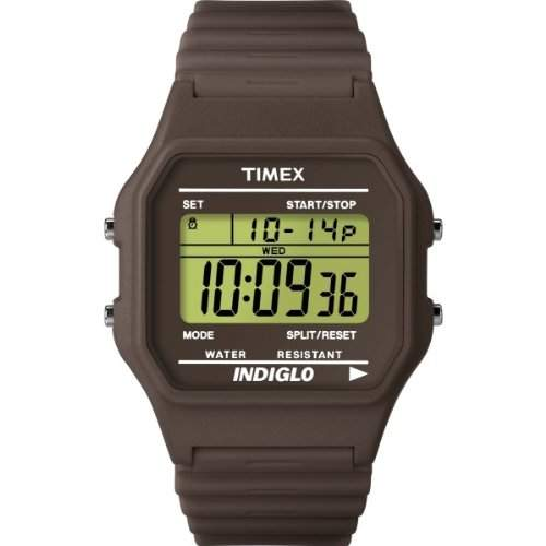ORIGINAL TIMEX Uhren TIMEX 80 CLASSIC Unisex Digital - T2N212