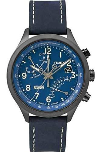 Timex Herren-Armbanduhr Intelligent Quartz Analog Quarz T2P380
