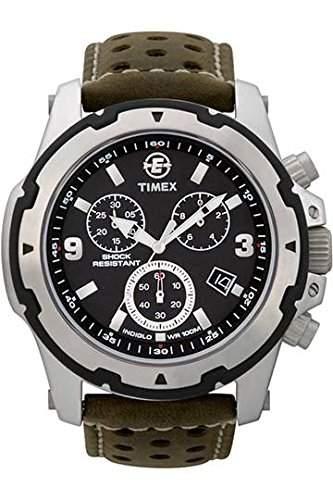 Timex Herren-Armbanduhr Rugged Field Chronograph T49626PF