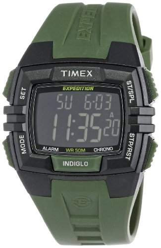Timex Herren-Armbanduhr Digital Quarz Resin T49903