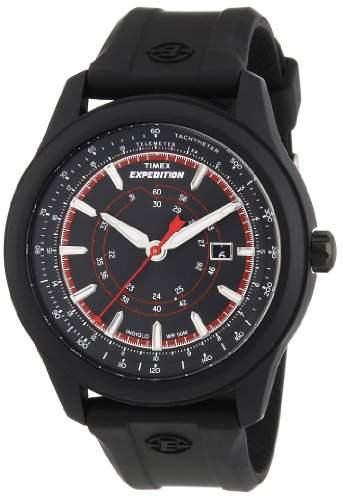 Timex Herren-Armbanduhr XL Full Camper Analog Resin T49920