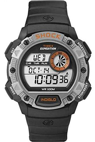 Timex Herren-Armbanduhr Digital Quarz Resin T49978