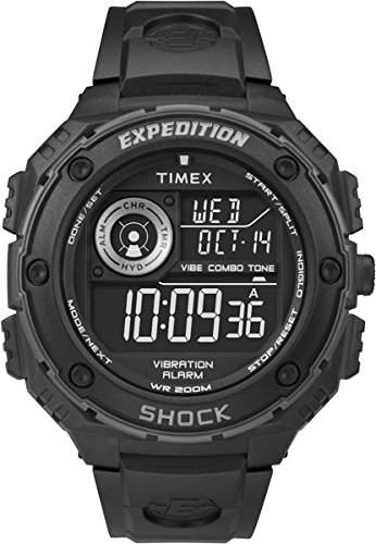 Timex Herren-Armbanduhr Digital Quarz Plastik T49983
