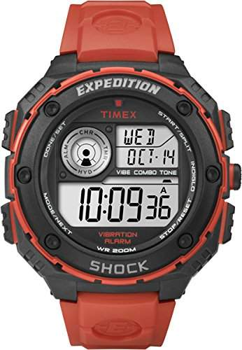 Timex Herren-Armbanduhr Digital Quarz Plastik T49984