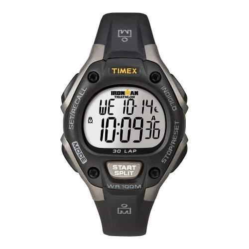 Timex Watches Unisex-Armbanduhr Digital Quarz Plastik T5E961SU