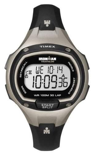 Timex Damen-Armbanduhr XS Timex Ironman 30 Lap Digital Kautschuk T5K185