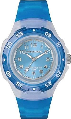 Timex Damen-Armbanduhr Analog Quarz Plastik T5K3654E