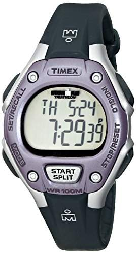 Timex Damen-Armbanduhr XS Ironman 30 LAP Digital Kautschuk T5K410