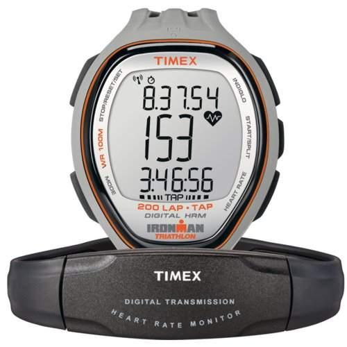 Timex Sport Herren-Armbanduhr XL Target Trainer Digital Kautschuk T5K546