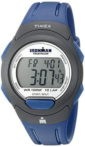 TIMEX Ironman Triathlon Digital Uhr Blau T5K610
