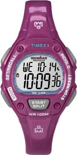 Timex Damen-Armbanduhr XS Sport Digital Quarz Plastik T5K688